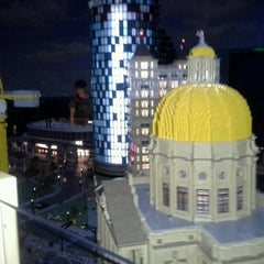 Photo taken at LEGOLAND Discovery Center Atlanta by IG: itz_jojo2u ♉ on 7/29/2012