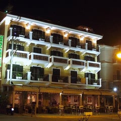 Photo taken at Aeolis Hotel by Μαρία Α. on 8/31/2011