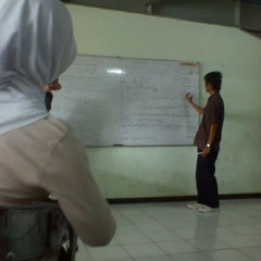 Photo taken at Gedung A - UNTIRTA by Fanny F. on 3/9/2012