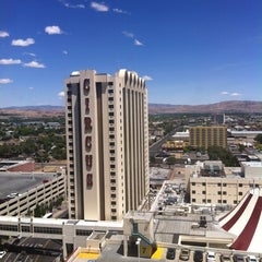 Photo taken at Circus Circus Reno Hotel & Casino by Paul F. on 6/3/2012