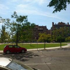 Photo taken at Parque de Ginebra by Pablo R. on 9/16/2011