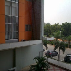 Photo taken at BINUS Square by Indra R. on 7/6/2012