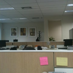 Photo taken at Banco Indusval & Partners by William M. on 3/28/2012