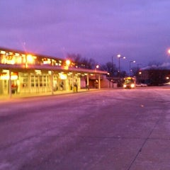Photo taken at CTA - 35th/Archer by Marvin H. on 1/2/2012