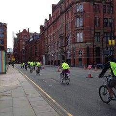 Photo taken at Atrium By Bridgestreet Hotel Manchester by Ann H. on 7/15/2012