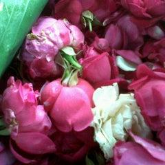 Photo taken at Pasar Kembang Randusari by Ines I. on 9/22/2011
