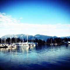 Photo taken at The Westin Bayshore, Vancouver by Jeffery S. on 12/11/2011