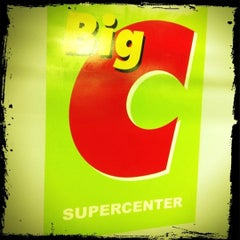 Photo taken at Big C (บิ๊กซี) by Pocco Y. on 7/31/2011