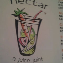 Photo taken at Nectar by Jesse M. on 12/31/2011