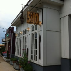 Photo taken at Five & Ten by Kelly V. on 7/19/2012