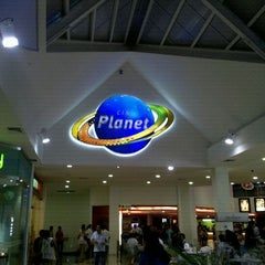 Photo taken at Cineplanet by Edgar U. on 3/29/2012