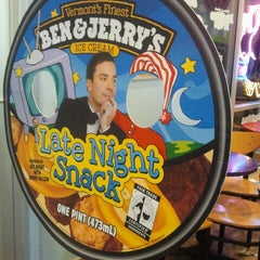 Photo taken at Ben & Jerry's by Sarah A. on 9/9/2012