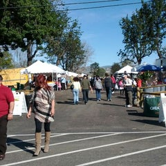 Photo taken at OC Great Park Farmers Market by Matt M. on 1/8/2012