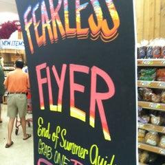 Photo taken at Trader Joe's by Tim M. on 9/9/2012