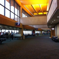 Photo taken at Lubbock Preston Smith International Airport (LBB) by Michel D. on 8/21/2012