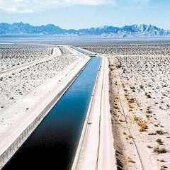 Photo taken at Los Angeles Aqueduct by Michelle V. on 8/13/2012