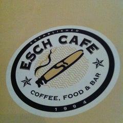 Photo taken at Esch Café by Mônica G. on 6/3/2012