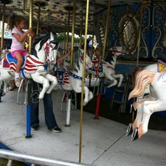 Photo taken at Franklin County Fairgrounds by Deb M. on 8/9/2012