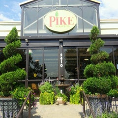 Photo taken at Pike Nurseries by Brian C on 8/2/2012