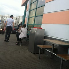 Photo taken at McDonald's by Зарема А. on 4/26/2012