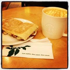 Photo taken at Starbucks by Simba C. on 3/10/2012