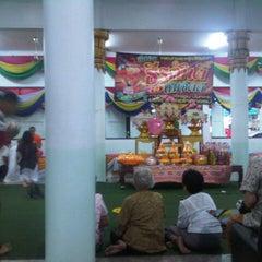 Photo taken at ศาลเสด็จเตี่ย by Suttha N. on 7/28/2012