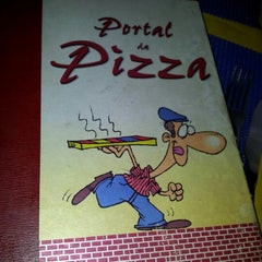 Photo taken at Portal da Pizza by Ivan P. on 7/26/2012