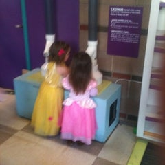 Photo taken at Children's Museum & Theatre Of Maine by Teresa S. on 2/12/2012