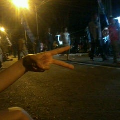 Photo taken at Ijen Street by diniainil m. on 6/9/2012