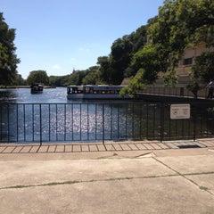 Photo taken at Texas State Aquarena Center by Ron M. on 9/2/2012