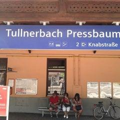 Photo taken at Bahnhof Tullnerbach-Pressbaum by Michael E. on 7/5/2012