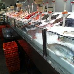 Photo taken at Citarella Gourmet Market - Upper East Side by Zach K. on 2/3/2012