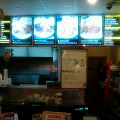 Photo taken at L & L Hawaiian Barbecue by Edwin R. on 3/29/2012