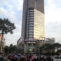 Photo taken at Saigon Centre by Hubert N. on 9/13/2012