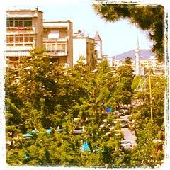 Photo taken at Banka e Shqiperise by Giti K. on 6/7/2012