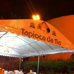 Foto tirada no(a) Tapioca da Tia por Marcelo P. em 4/11/2012