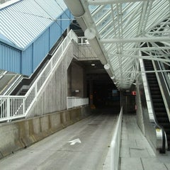 Photo taken at Convention Place Station by Kennedy S. on 6/25/2012