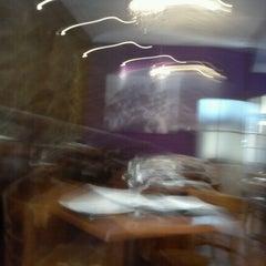 Photo taken at Altzaga Restaurante by Andrea C. on 2/23/2012