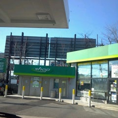 Photo taken at BP by Marvin W. on 2/25/2012