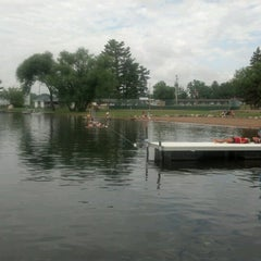 Photo taken at Torpy Park by Jim C. on 6/18/2012