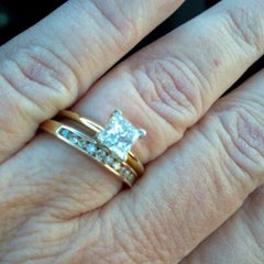 Photo taken at Kay Jewelers by Mark & Cheryl L. on 2/27/2012
