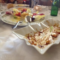 Photo taken at Restaurante Las Navas by Felipe S. on 2/25/2012