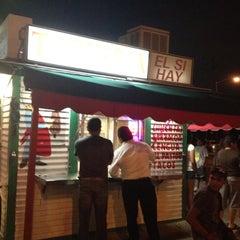 Photo taken at Taqueria El Si Hay by Bill C. on 7/15/2012