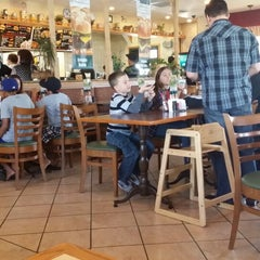 Photo taken at Farmer Boys by David S. on 11/3/2013