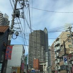 Photo taken at ファルマン通り交差点 by yoshi_rin on 10/2/2015