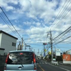 Photo taken at 愛宕山交差点 by yoshi_rin on 9/28/2015