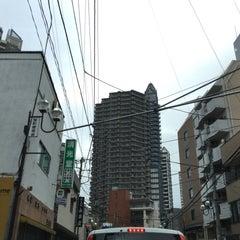 Photo taken at ファルマン通り交差点 by yoshi_rin on 11/24/2015