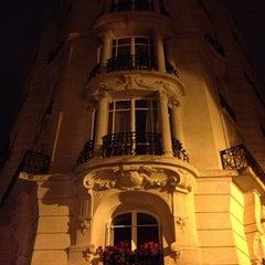 Photo taken at Rue de la Tour by Suely L. on 7/2/2013