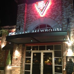 Photo taken at BJ's Restaurant and Brewhouse by Sunaina S. on 2/17/2013