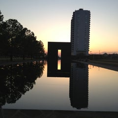 Photo taken at Oklahoma City National Memorial & Museum by Cherie M. on 3/31/2013